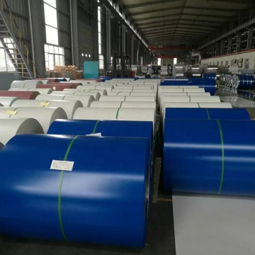 Custom design Zinc steel coil Color Prepainted coil