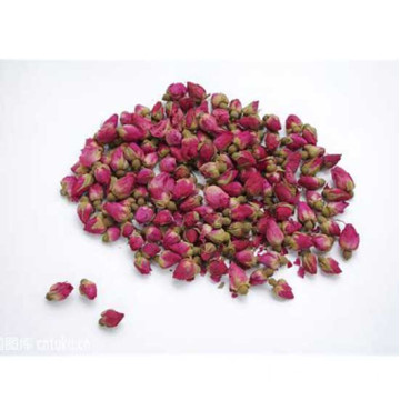 blooming rose flower tea