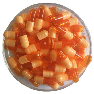 colored gelatin capsules size #2