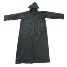 Disposable PE Rain Suit with Hood