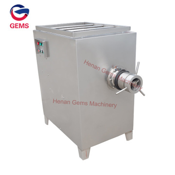 Electric Small Frozen Meat Mixer and Grinder
