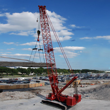 Crawler Crane with Excellent Quality