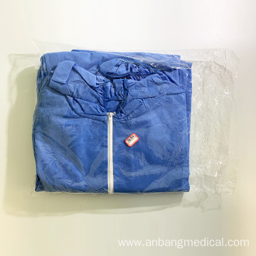 Disposable Coverall Protective Suit Isolation Gown
