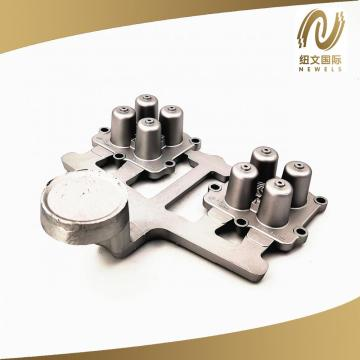 Aluminum Four Circuit Protection Valve