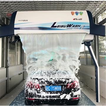 Leisuwash touchless robo car wash equipment