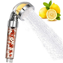 Affordable three-function portable shower head