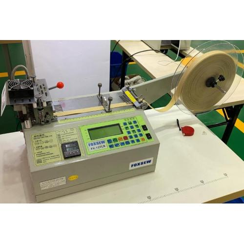 Automatic Tape Cutter (Hot and Cold Knife)