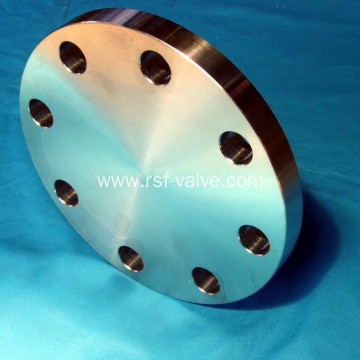 Blind Type Steel Flange