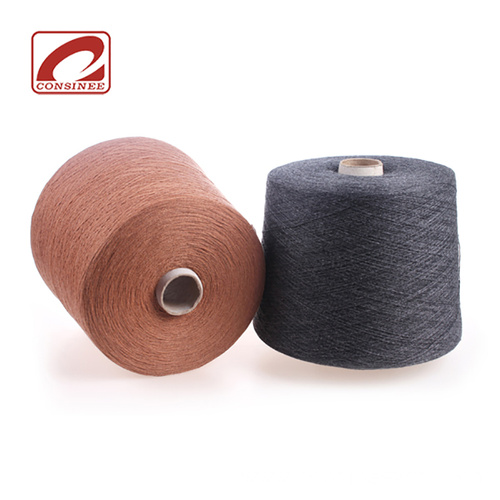 Consinee favorable price mongolian cashmere dyed yarn