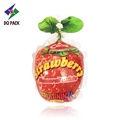 Customize Fruit Shape Food Grade Juice Pouch