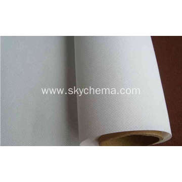 Super wide polyester canvas