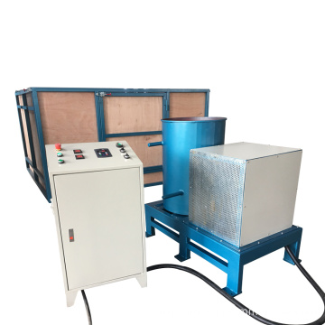 Manual batch foaming machine