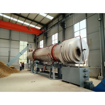 coconut shell charcoal machine  ROTARY KILN