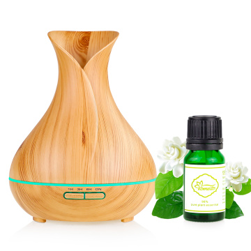 Quietest Ultrasonic Essential Oil Diffuser 400ml Vase