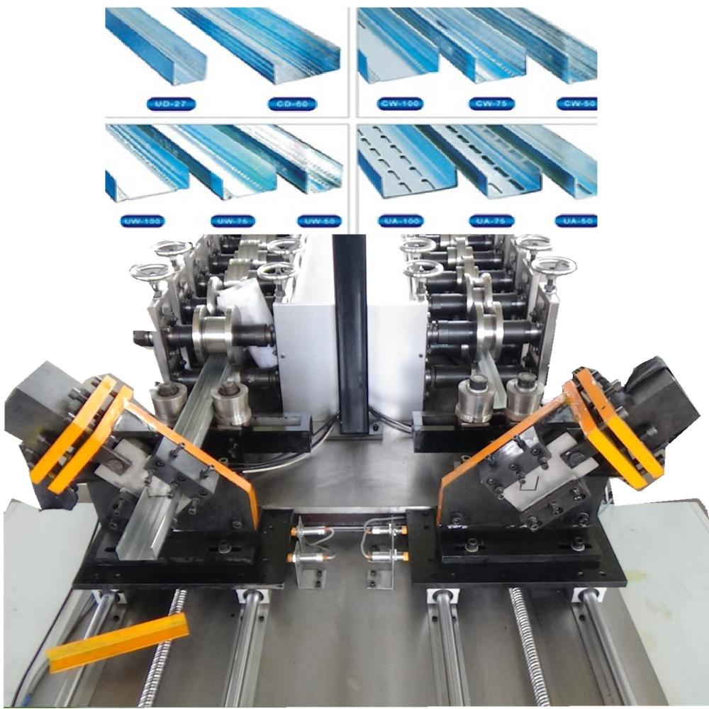 Best Price Gupsum Board Metal profile roll forming machine