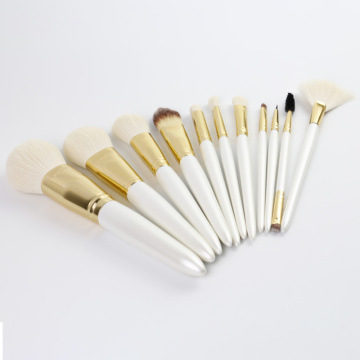 12pcs set lengkap kuas makeup set