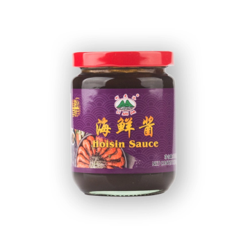 Hoisin sauce used in hotel restaurants
