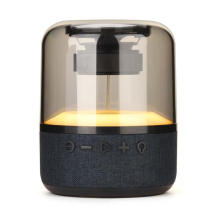Wireless Mini Bluetooth Speaker with Colorful Light