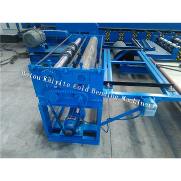 Easy Operating Electric Slitting Machine With Rubber Roller