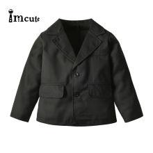 Baby Autumn Winter Baby Cardigan Blazers Suits Solid Cotton Coat Newborn Baby Boy Solid Gentleman Business Suit Coat Outwear