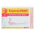 Water Resistant Branded Packaging Express Post Mail Bag