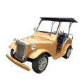Best price electric vintage car golf cart