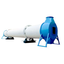 Drying Section Rotary Dryer for Pellet Making