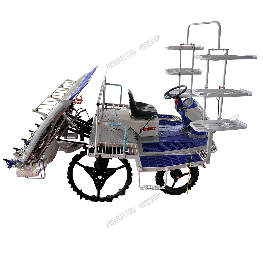 Riding Type Paddy Planting Machine Paddy Transplanter 2Z-6B2