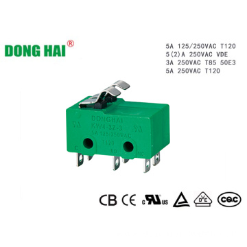 Multifunctional Double Pole Micro Switch For Power Tools