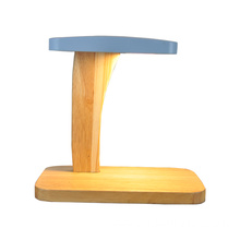 Wood Base Table Lamp For Decoration Bedroom Light