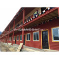 High Insulation Value Eco Commercial Dormitory Building