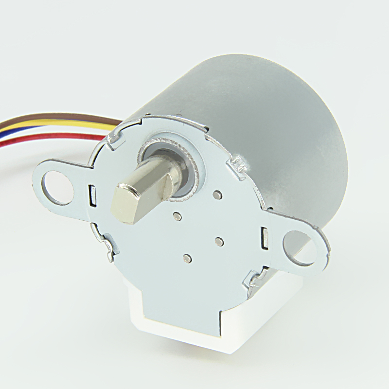 4 phase permanent magnet stepper motor, permanent magnet stepper motor, stepper motor with gear