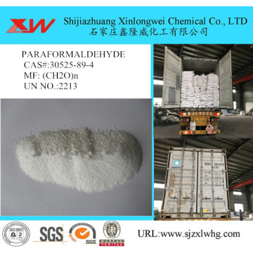Paraformaldehyde solid white powder