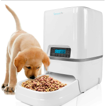 Auto Pet Feeder With Camera