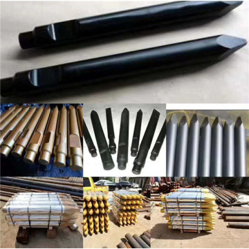 Hydraulic Breaker Chisels for F6 F12 F22 Breakers