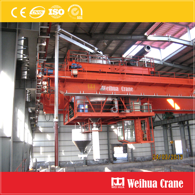 Multifunction Crane For Electrolytic Aluminum