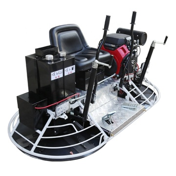 ride on power trowel machine
