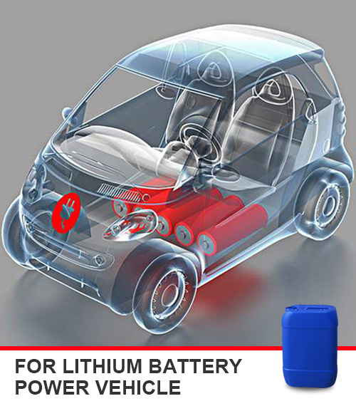 Refrigerant for Powered Car