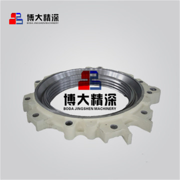 HP6 stone cone crusher spare parts adjustment ring