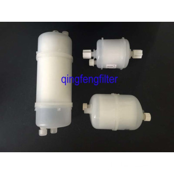 Hydrophobic PTFE Capsule Filter for  Gas Filtration