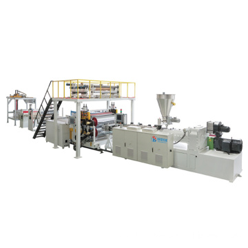 PVC SPC Floor Processing Machinery