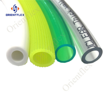 clear plastic pvc flexible water hose