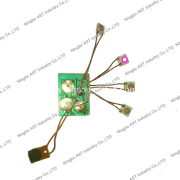 LED Module for Greeting Cards, LED Light for magazine,led light for gift box