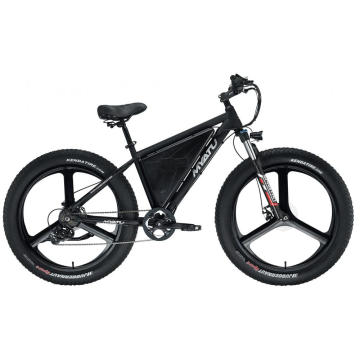 Electric Folding Fat Tire Bike