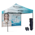 Custom Printing Exhibition Pop up Gazebo 3x3 Tent