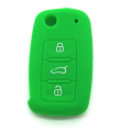VW Car Key Silicone Case Set Kasus