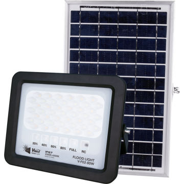 solar powered motion detector security lights