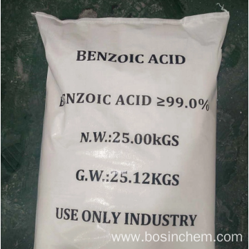 Benzoic acid CAS NO 65-85-0