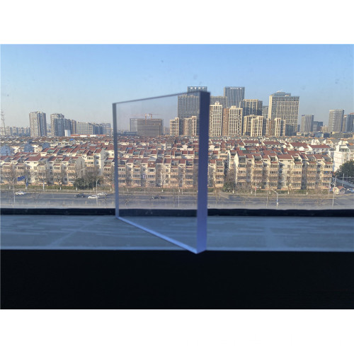 Hardness solid polycarbonate board 15mm thick