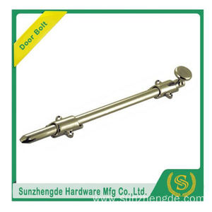 SDB-016BR Promotional Price Press Aluminum Window Flush Bolt